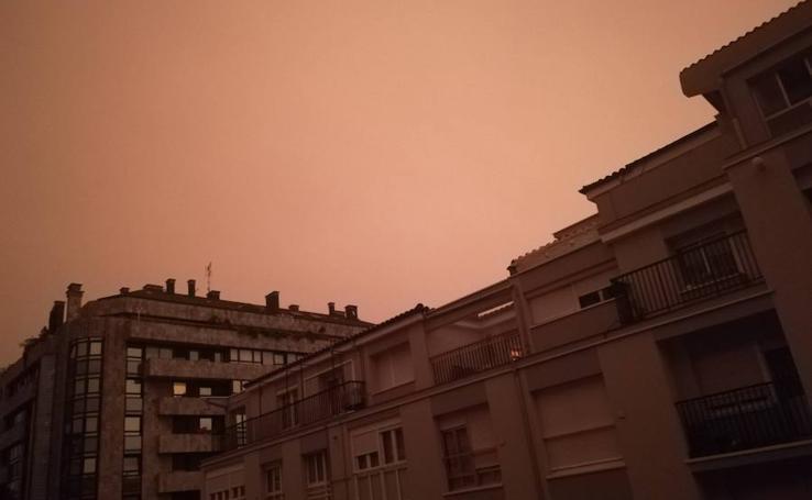 El amanecer se retrasa en Asturias