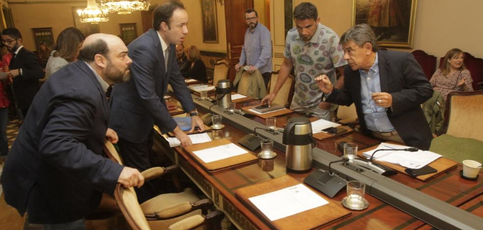 Oviedo aprueba sus nuevas ordenanzas fiscales con un tenso debate en el Pleno