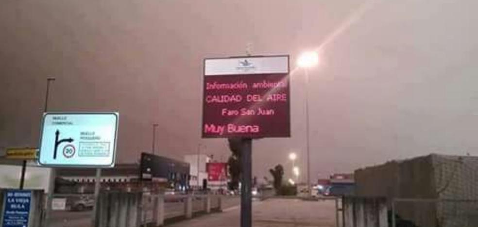 Avilés activa el nivel de aviso por contaminación y podría comenzar hoy a regar las calles