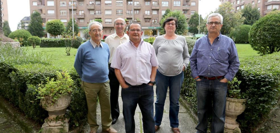 «Muchos abuelos de Nuevo Gijón mantienen a la familia»