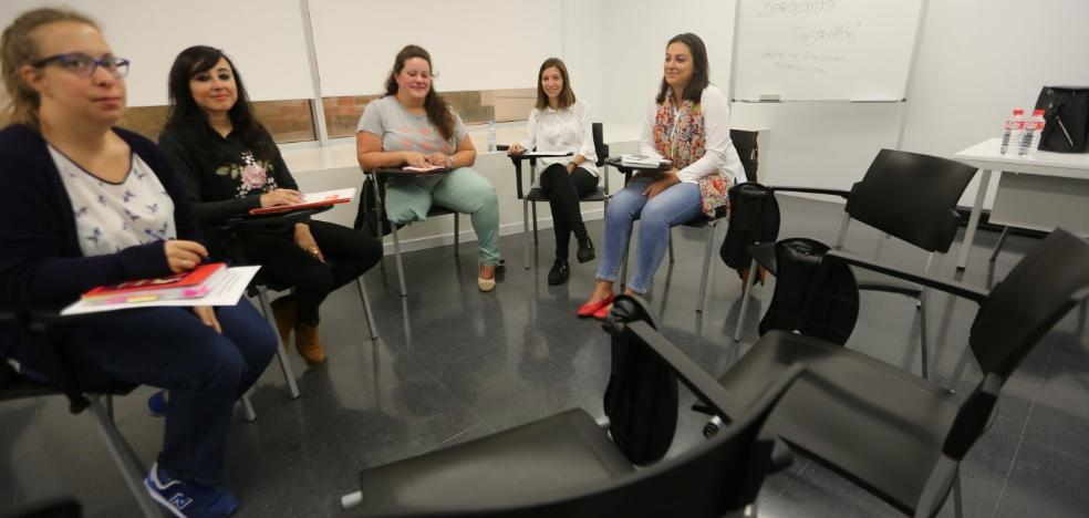 Técnicos municipales analizan la ayuda vecinal en asuntos sociales