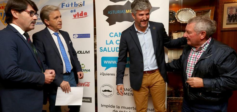 La Federación Asturiana se refuerza para la prevención del cáncer masculino
