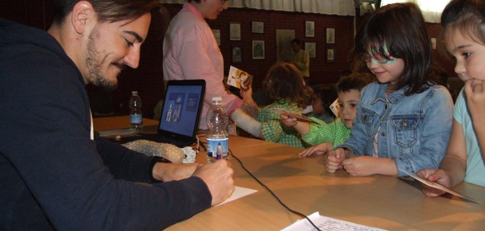 Deportistas con valores en el colegio Marcelo Gago