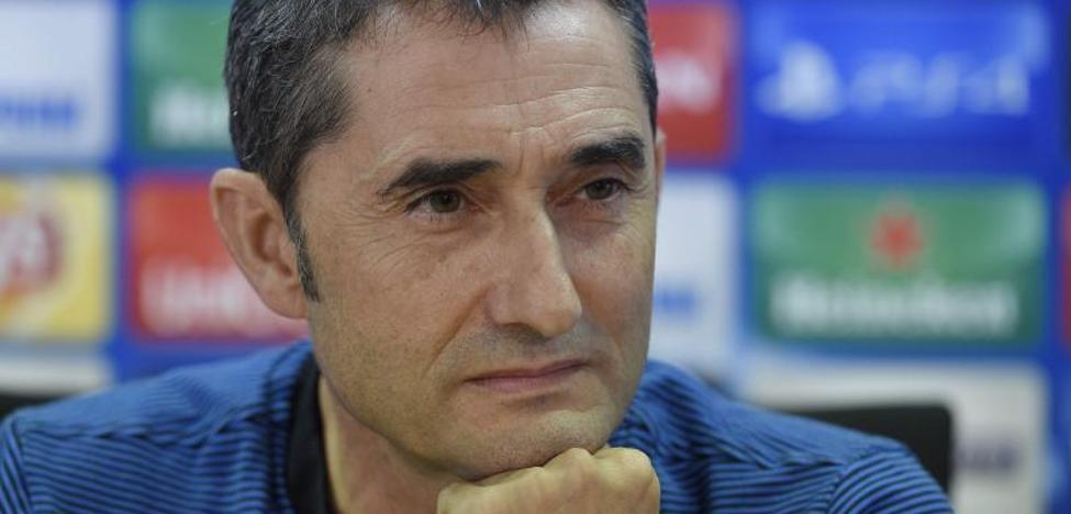 Valverde: «Todos sabemos quién es el mejor jugador del mundo»