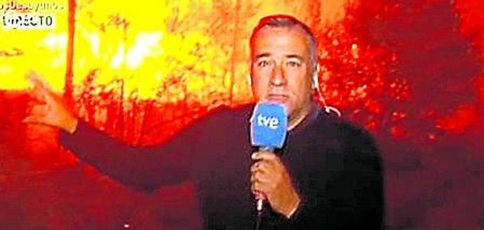 Fortes critica la cobertura de TVE