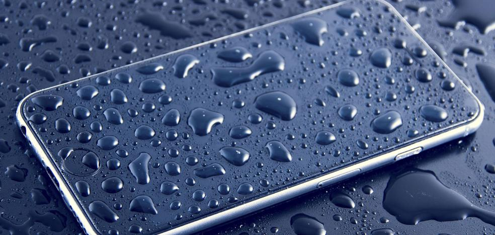 Denuncian a Apple por su iPhone 8 «resistente al agua»