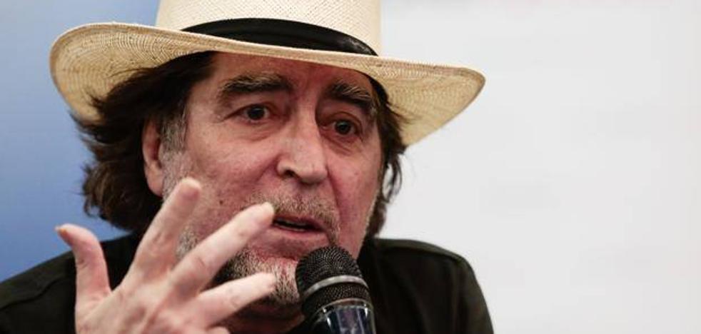 Joaquín Sabina se pronuncia en contra de quienes buscan «hacer una patria más pequeñita»