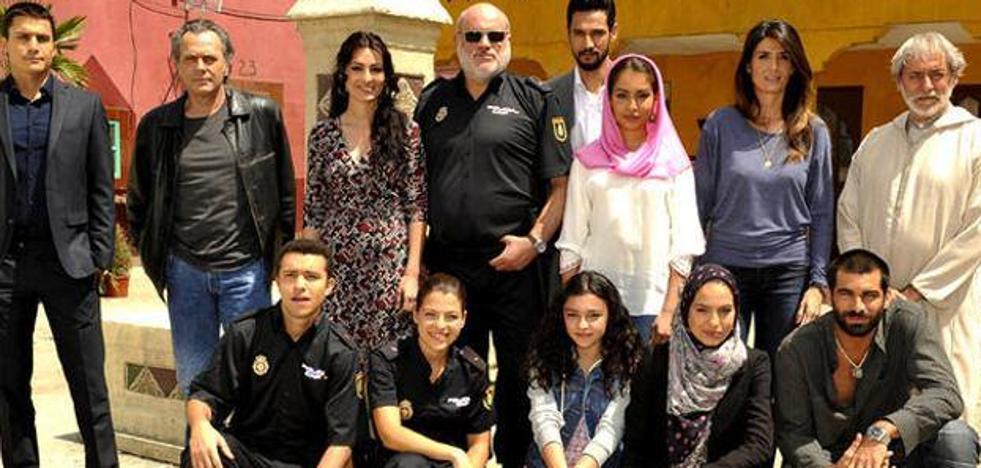 El actor de 'El Príncipe' detenido por narcotráfico se enfrenta a siete años de cárcel