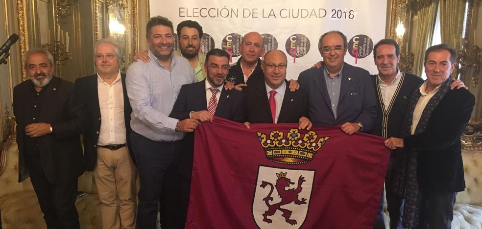León, 'Capital gastronómica 2018' tras hacer valer su sólido proyecto