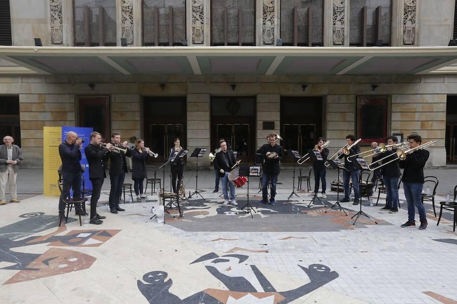Concierto de la Joven Orquesta de la Unión Europea en Gijón