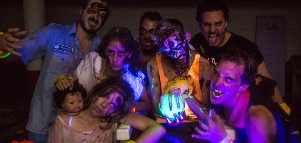 El evento con zombis suma 800 jugadores en Lugones
