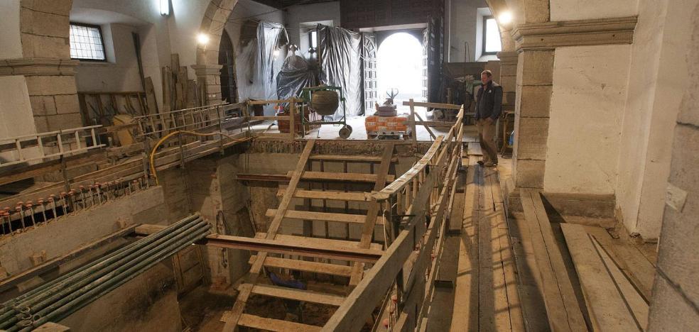 El arqueólogo Sergio Ríos pide verificar el pasado de la iglesia de San Francisco