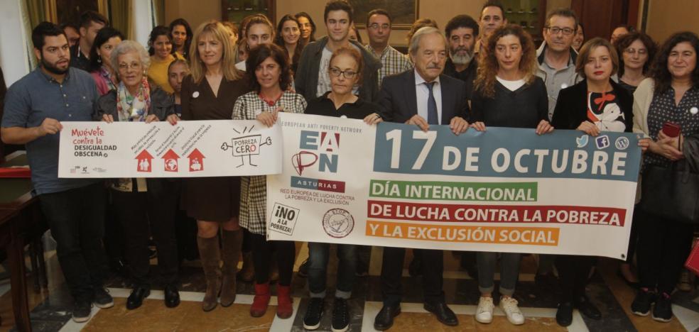 El Ayuntamiento de Oviedo lleva concedidas ayudas sociales por 1,4 millones de euros