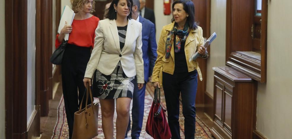 Lastra será la portavoz del PSOE en la comisión sobre el Estado autonómico