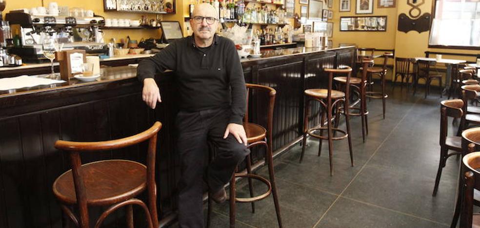 Desesperada búsqueda de Chano Castañón, propietario del café Gregorio, en aguas de Ribadeo