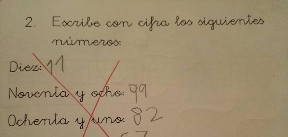 ¿Es correcta la respuesta de este niño?