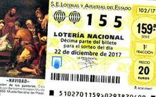 Los jugadores de lotería buscan el Gordo en el artículo 155