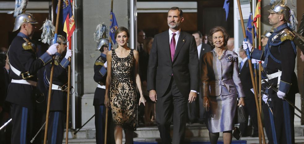 Los Reyes llegan este jueves a Oviedo