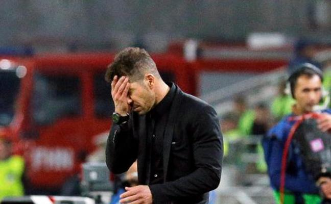 Simeone: «Hay que mejorar en contundencia»