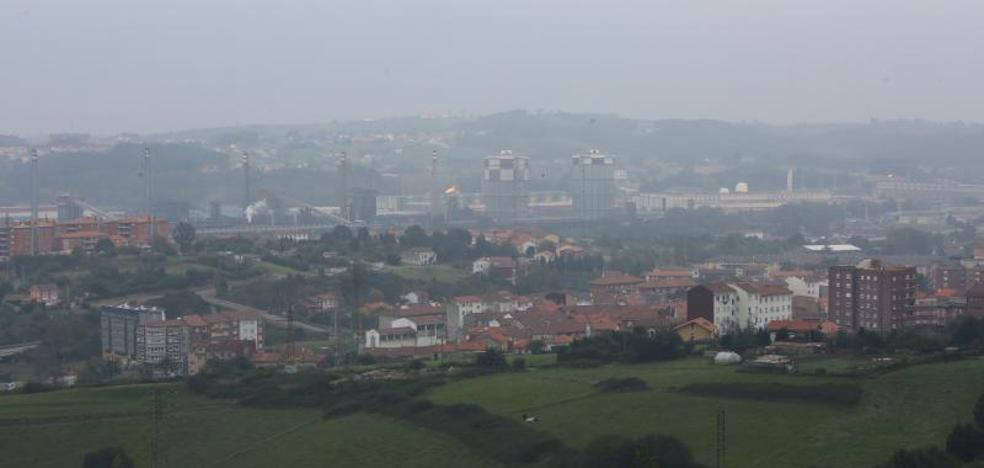Desactivado el aviso por contaminación en Avilés