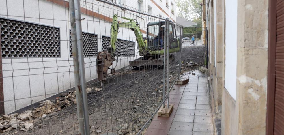 28.000 euros para arreglar la calle del Reloj