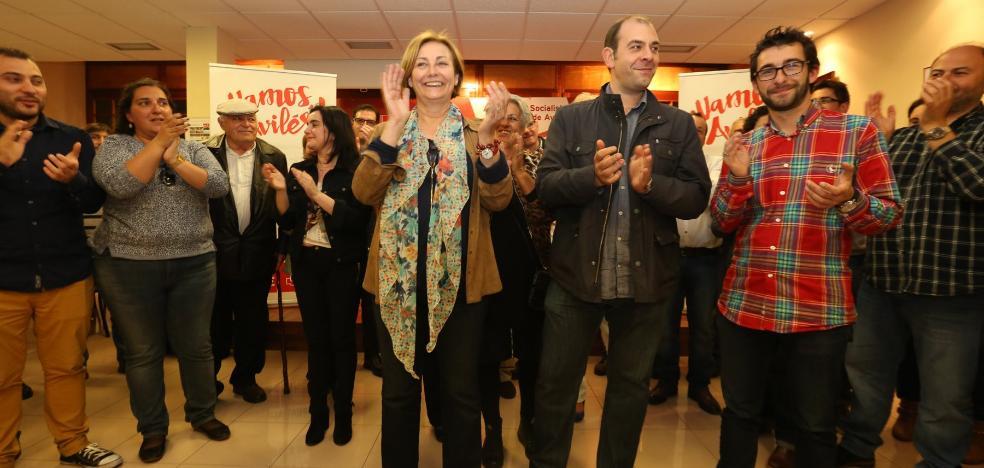 El congreso del Partido Socialista de Avilés tendrá dos candidaturas