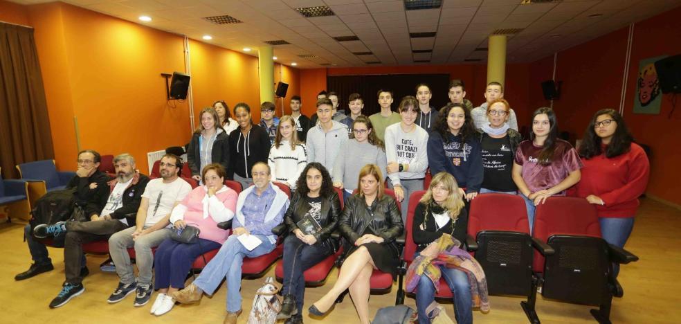 Premio a la «empatía» para el instituto Rey Pelayo de Cangas de Onís