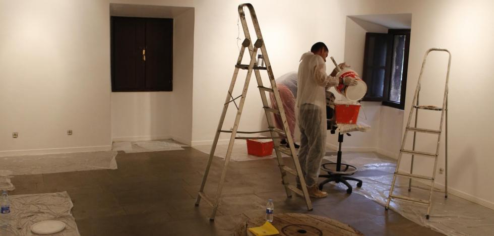 Proyecto Hombre inicia los trabajos interiores para adaptar la Casa Duró