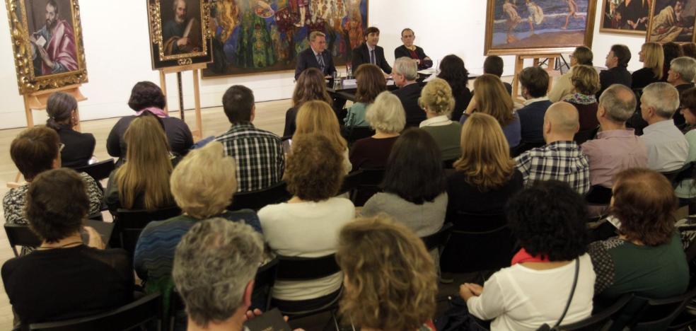 «El Prado y el Premio Princesa van a poner en el mapa a la Hispanic»