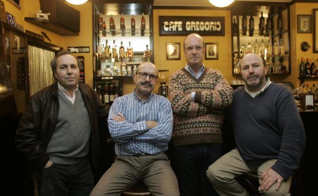 Cuatro hermanos con raíces en el mundo de la cultura gijonesa