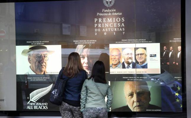 Toda la información sobre los Premios Princesa de Asturias