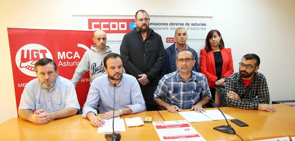 «O Del Valle toma medidas o se va y deja de ser un obstáculo», avisan UGT y CCOO