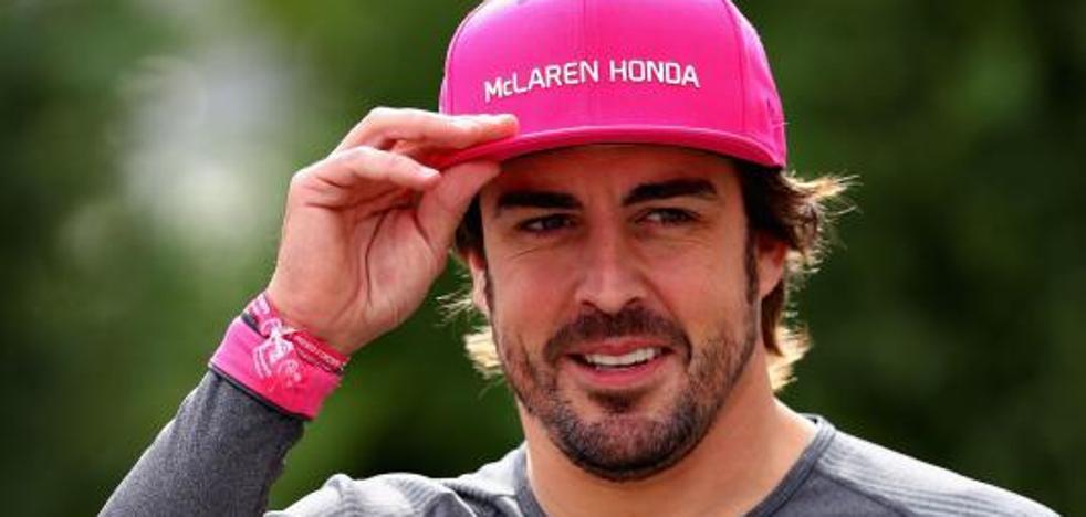 Alonso se queda