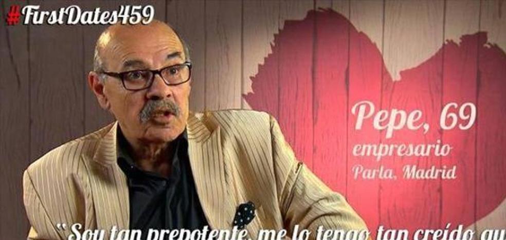 'First dates': «Yo con Franco vivía muy bien»»