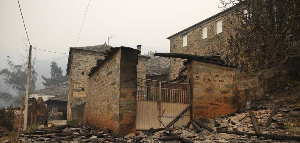 Desactivado en Asturias el Plan de Incendios al estar extinguidos la mayor parte de los fuegos