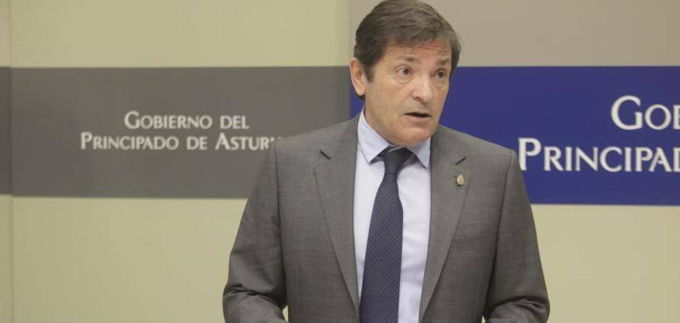 Javier Fernández: «Ahora lo único que cabe es apoyar al Gobierno en las medidas que tenga que adoptar»