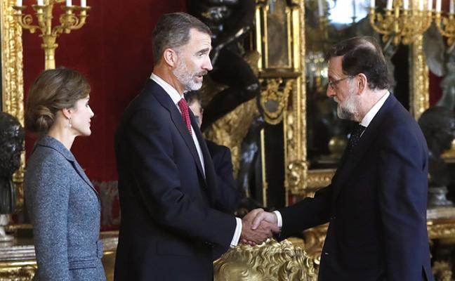 Rajoy asistirá este viernes a la entrega de los Premios Princesa