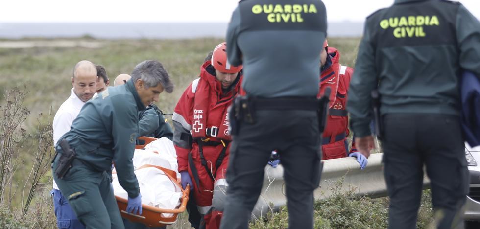 Encuentran el cadáver de Chano Castañón en la costa de Ribadeo