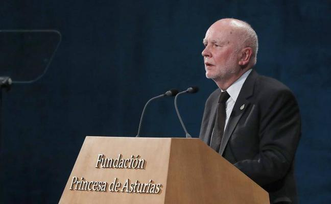 Premios Princesa de Asturias   Adam Zagajewski: «La poesía no está de moda»