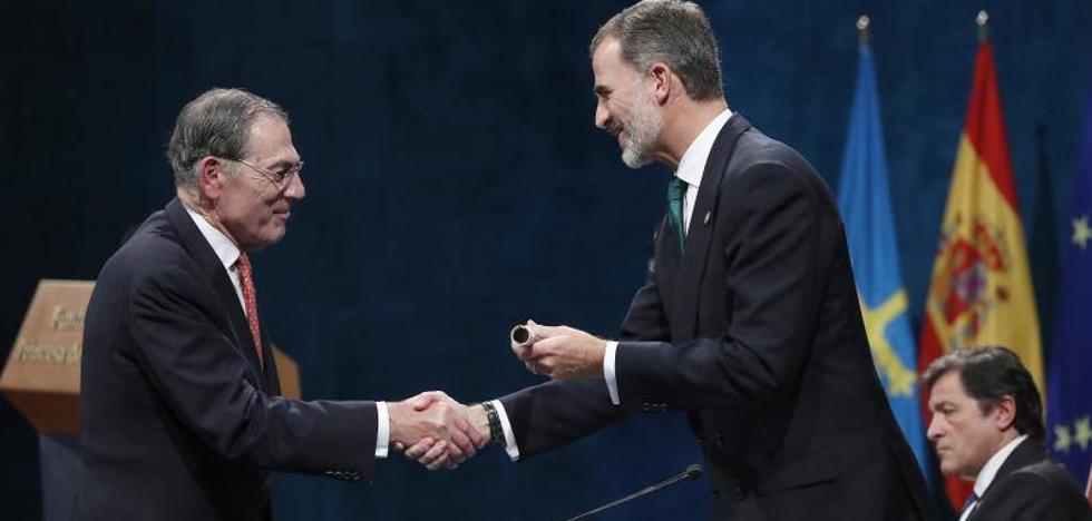 Premios Princesa de Asturias | Montebello reivindica la cultura como nexo de unión en un mundo fragmentado