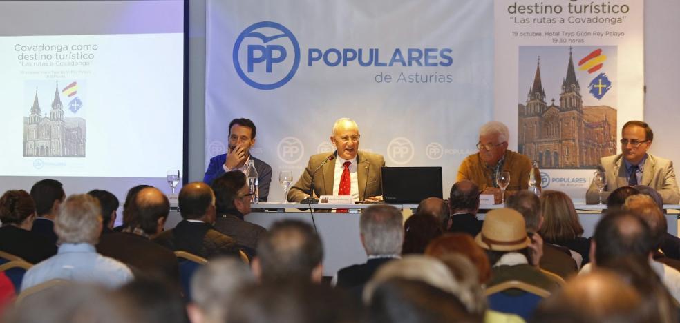 «El sentimiento de Covadonga debe transmitirse a las nuevas generaciones»