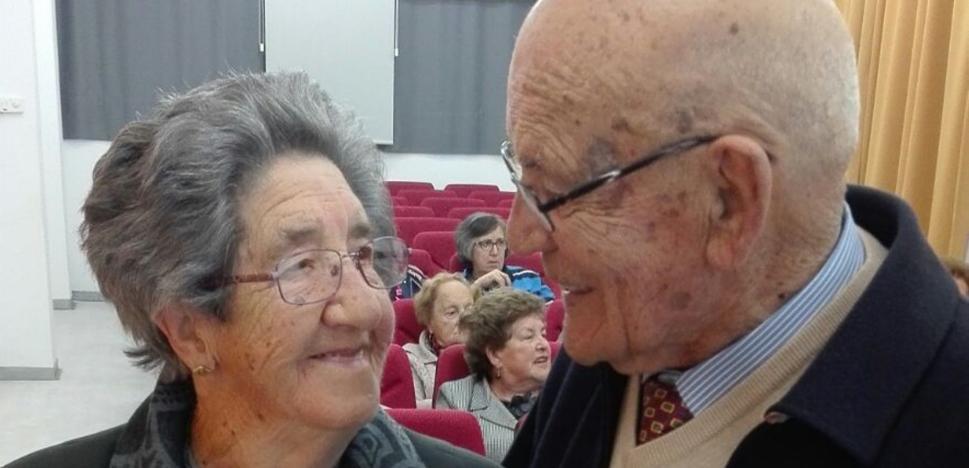 Isidro Suárez y Genara Valentina García suman casi dos siglos de historia