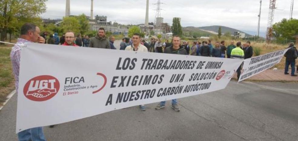 Los mineros de Uminsa dicen ser «engañados» por Endesa