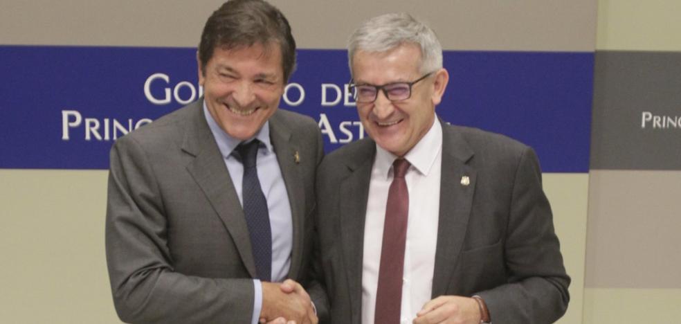 El rector hará del «modesto» contrato programa «la inversión más productiva»
