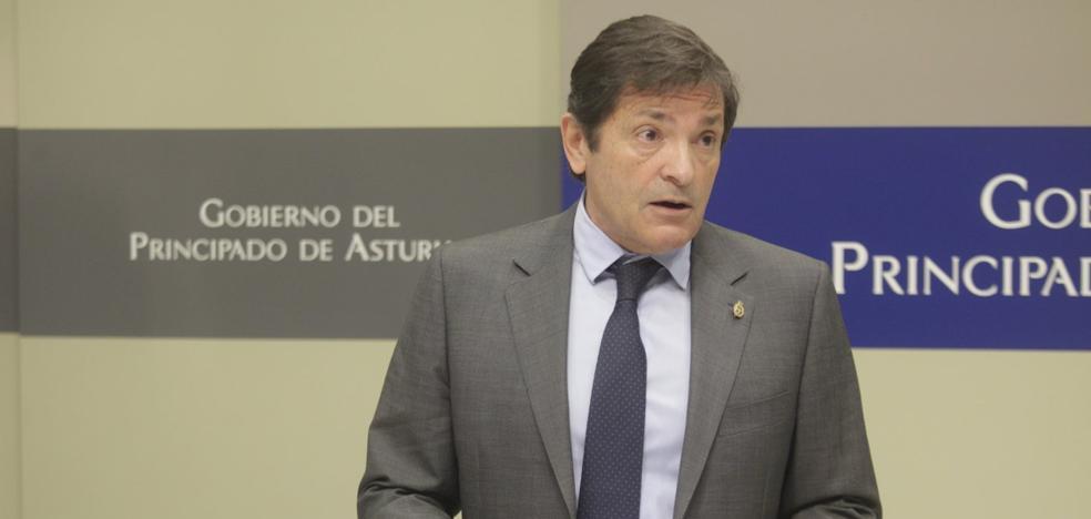 Javier Fernández: «Lo único que cabe es apoyar al Gobierno para restituir la ley»