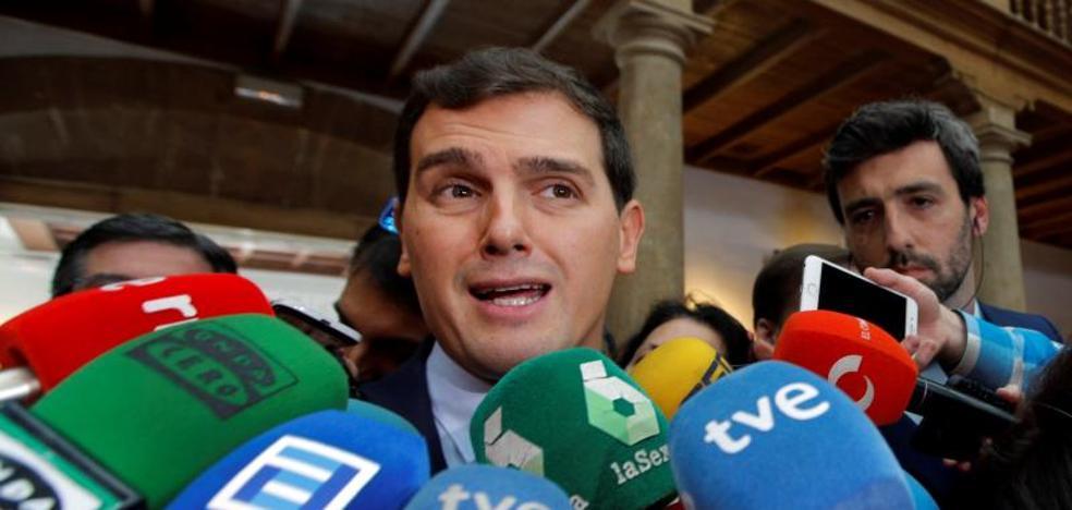 Albert Rivera descarta concurrir junto a PP y PSOE en las elecciones catalanas