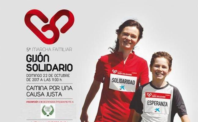 V Marcha Familiar Gijón Solidario