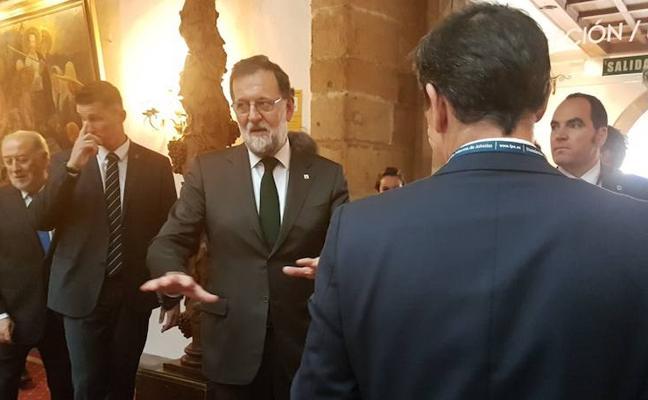 Premios Princesa de Asturias 2017: Mariano Rajoy ya está en Oviedo