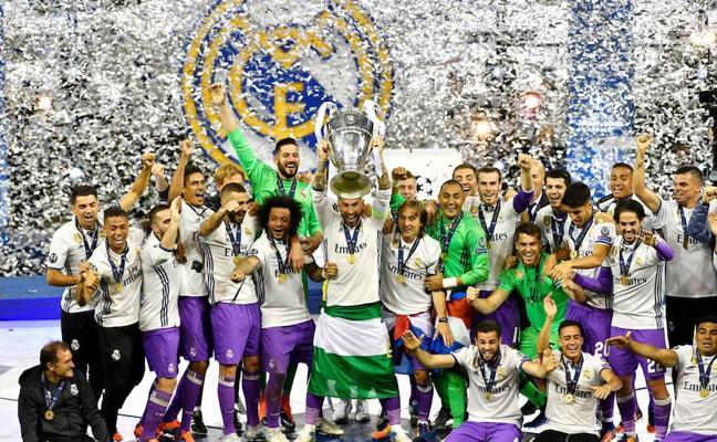 La Juventus ganó 29 millones más que el Real Madrid en la última Champions