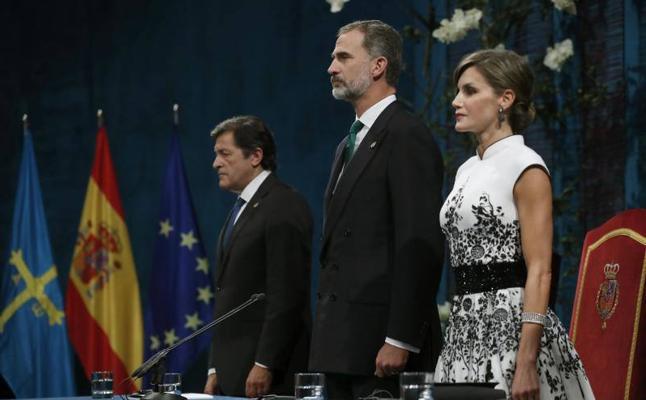 Premios Princesa de Asturias 2017 | Ceremonia de los Premios Princesa de Asturias